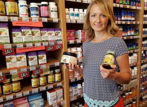 holistic nutritionist Toronto Natalie Vibrant