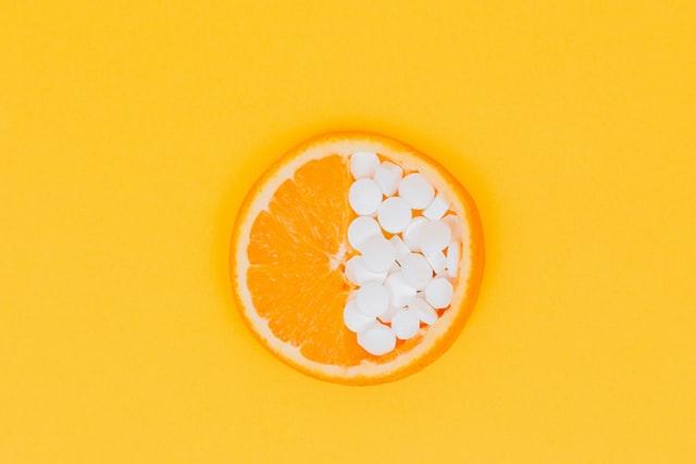 vitamin c containing fruits